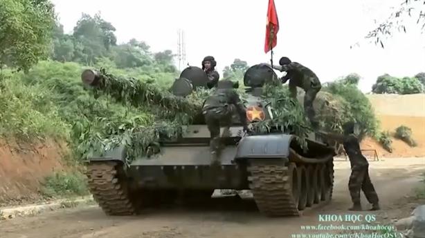 Xem xe tăng