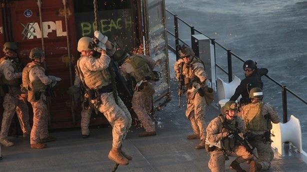 Lộ căn cứ lực lượng đặc biệt Mỹ ở Aleppo