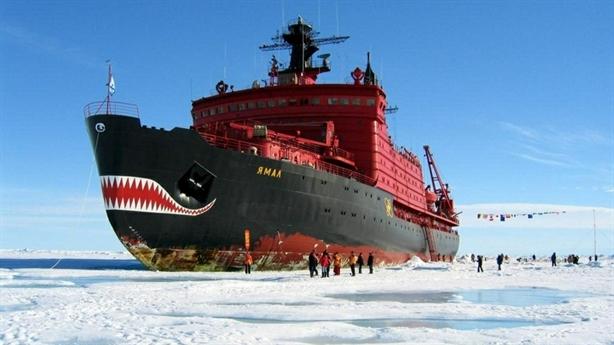 Tham vọng bất ngờ của Nga với đội tàu phá băng