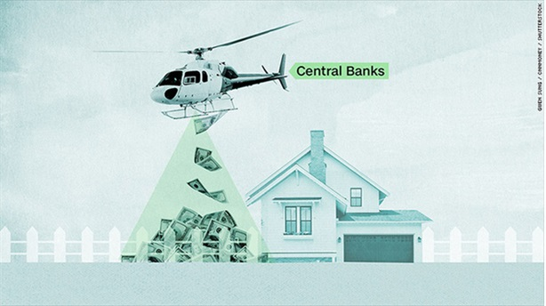 Nhật Bản áp dụng chính sách 'tiền trực thăng': Bài học Zimbabwe