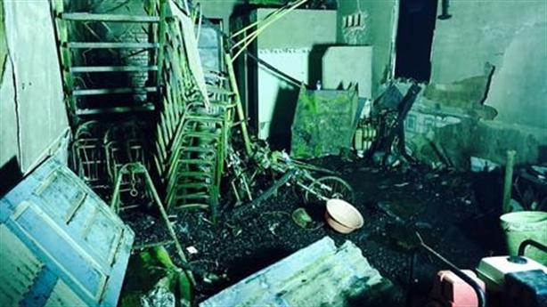 6 người một nhà chết cháy: Vít kín, chỉ 1 lối thoát