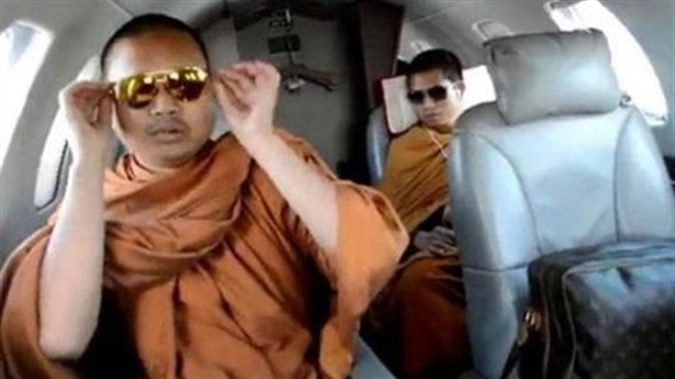 Vị trụ trì ăn chơi nhất Thái Lan bị bắt giữ
