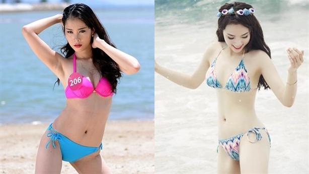Người đẹp sexy vượt mặt Kỳ Duyên dự Miss Earth 2016