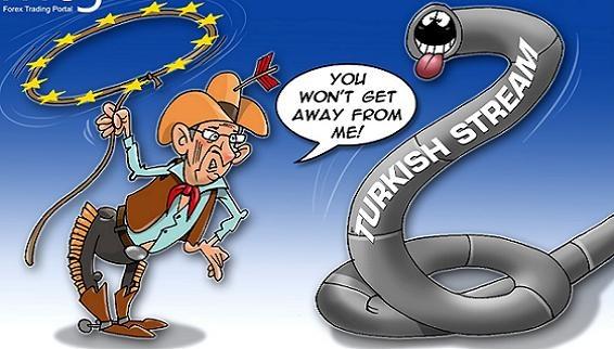 Nga-Thổ nối 'Dòng chảy Thổ Nhĩ Kỳ', EU mất ăn mất ngủ