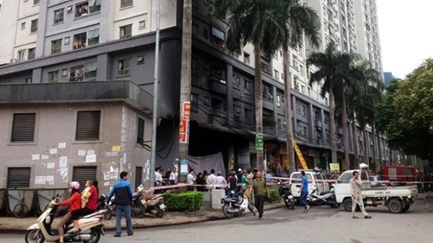 HN công khai chung cư thiếu an toàn PCCC:''Dấu ấn'' Mường Thanh