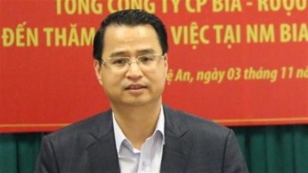 Sabeco thay sếp, đại gia Trung Quốc cạnh tranh ở Việt Nam