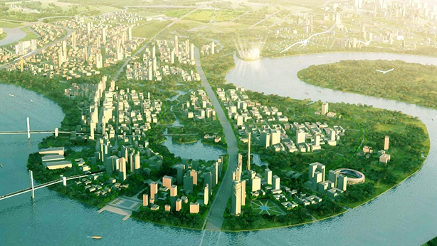 Bác dự án sai quy hoạch của ông Hạnh Nguyễn: Hoan nghênh!