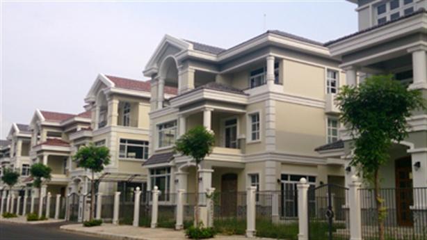Người giàu Việt mới nổi chuộng biệt thự, nhà phố
