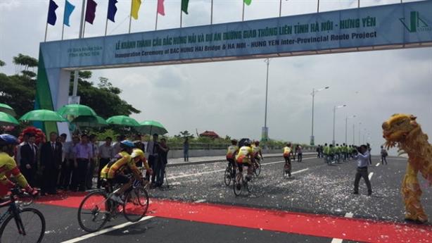 Đề xuất 900 tỷ đồng cho hơn 20km đường Hà Nội-Hưng Yên