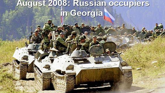 'Cuộc chiến 5 ngày': Ukraine bí mật giúp Gruzia đánh Nga