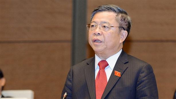Ông Võ Kim Cự thừa nhận bài học Formosa trước dân