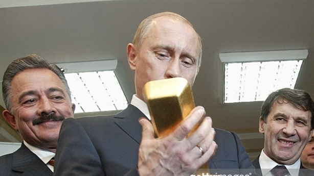 Nga mua 14 tấn vàng/tháng: 'Phô trương' tiềm lực kinh tế?