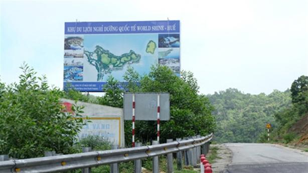 Dự án Trung Quốc trên đèo Hải Vân: Chuyển địa điểm