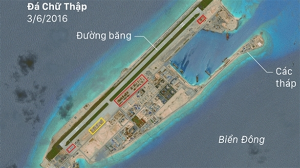 Trung Quốc lộ kho chứa máy bay: Ý đồ đã rõ ràng