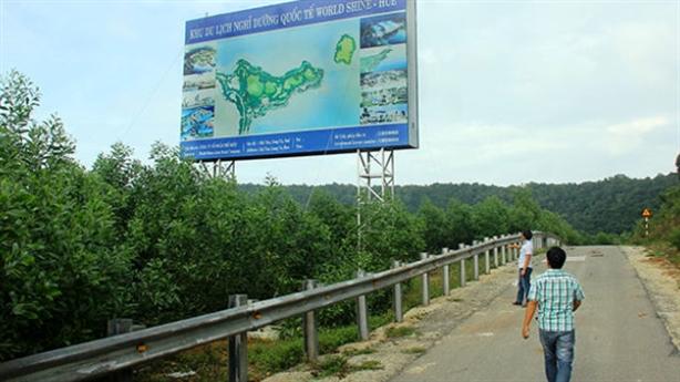 Dời dự án đèo Hải Vân: Còn Đà Nẵng, Hải Phòng...