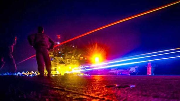 Lực lượng vũ trang Ukraina bị tấn công bằng vũ khí laser