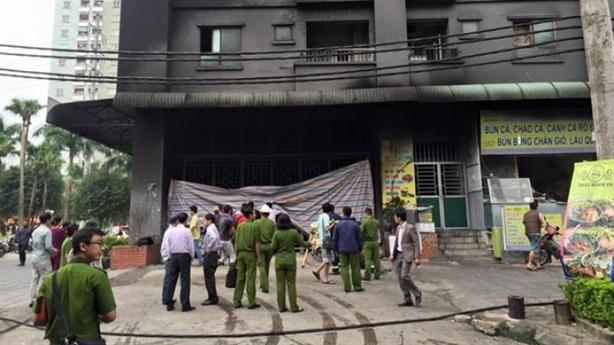 Chung cư Mường Thanh thiếu an toàn PCCC: HN gia hạn cuối