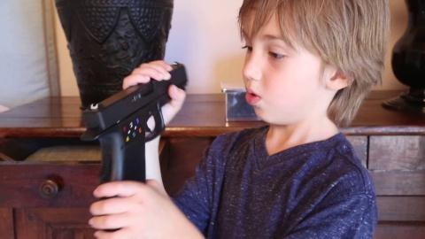 Smart-2 súng thông minh tự khóa bằng mã PIN