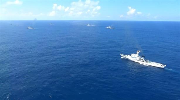 Nhật Bản đau đầu vì Trung Quốc ép rát hơn Biển Đông