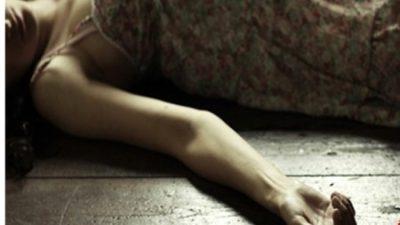 Chồng cắt cổ vợ: Bình tĩnh chạy về cùng CA tìm