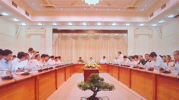 Chủ tịch TP.HCM ''mời về'' cấp phó họp thay: Lời trần tình