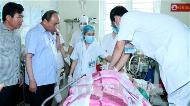 Thủ tướng trực tiếp lên Yên Bái xử lý tình hình nóng