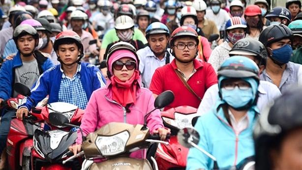 TP.HCM chính thức bỏ thu phí sử dụng đường bộ xe máy