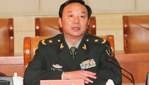 Tướng Trung Quốc tự sát trước ngày thăng chức