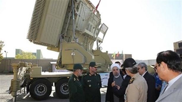 Iran khoe vũ khí nội địa mạnh hơn S-300 của Nga