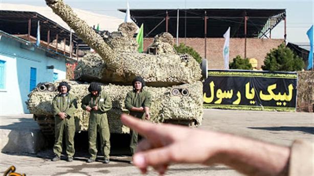 Nguyên nhân Iran chê xe tăng T-90