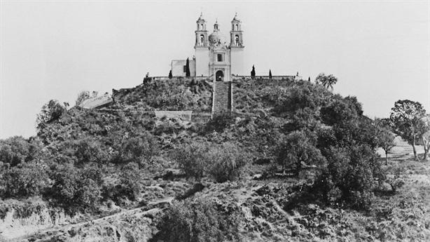 Công trình vĩ đại nhất Trái Đất: Kim tự tháp Cholula