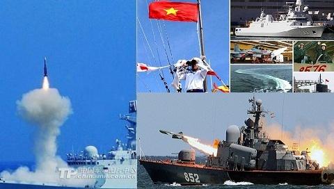 Nga-Trung tập trận chiếm đảo trên biển Đông:Lý do hay ngụy biện?