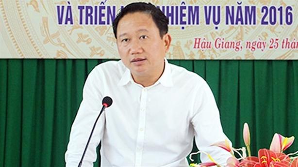 Ông Trịnh Xuân Thanh vắng mặt cả tháng: Mâu thuẫn