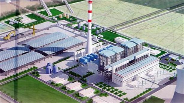 Nhiệt điện Hải Dương chậm tiến độ: Vốn Trung Quốc