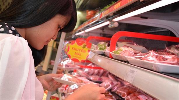 Người Việt ăn thịt lợn Nga từ năm 2017