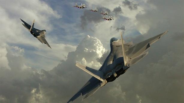 Tiêm kích F-22 suýt bắn hạ Su-24: Lộ điểm yếu chết người