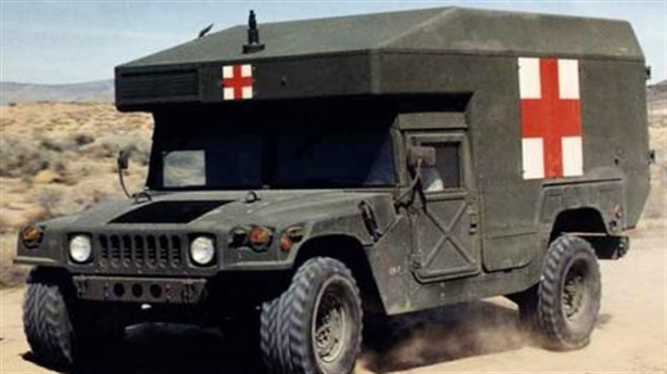 Ukraine xin vũ khí nóng, Mỹ cho xe cứu thương