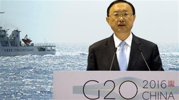Trung Quốc có né được vấn đề Biển Đông tại G20?