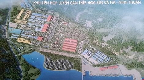 Dự án thép 10 tỷ USD Cà Ná: Lộ ưu đãi khủng