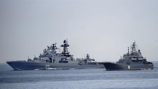 Chiến hạm săn ngầm Nga tới biển Đông: Trung Quốc mắc mưu?