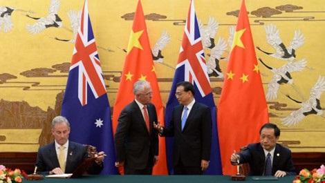 Người gốc Hoa ở Úc và tình hình Biển Đông