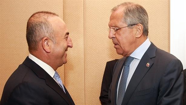 Thổ Nhĩ Kỳ báo cáo Nga về tình hình Syria