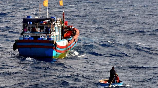Ngư dân Quảng Ngãi kẹt ở TQ vì viện phí 400 triệu
