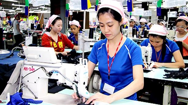 Năm 2020: Thu nhập bình quân đầu người Việt Nam là 3.400USD