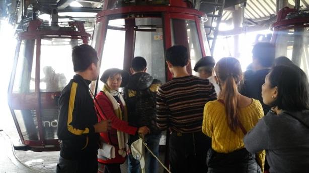 Xây thêm cáp treo ở Yên Tử: Phải tính toán kỹ