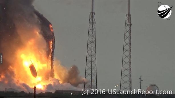 Ông chủ Facebook: Tôi quá thất vọng vì tên lửa Falcon 9