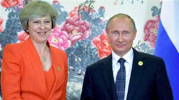 Quan hệ Nga-Anh: Hai quốc gia bị xa lánh bắt tay