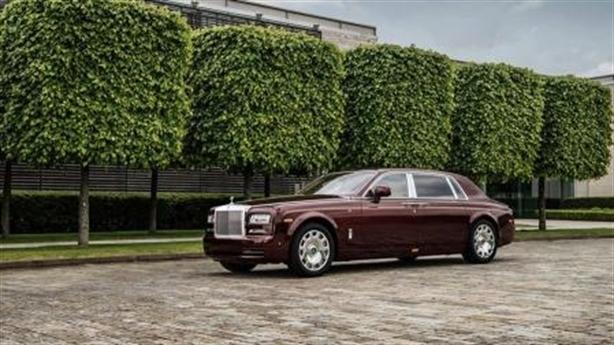 Cái giá để đại gia Việt ghi dấu ấn trên Rolls-Royce Phantom
