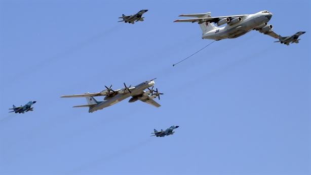 Báo Mỹ: Máy bay B-52 lép vế trước Tu-95 của Nga