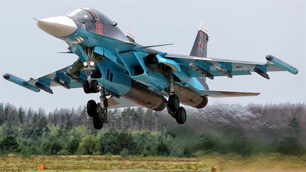 Cường kích Su-34 sắp có kẻ kế nhiệm?